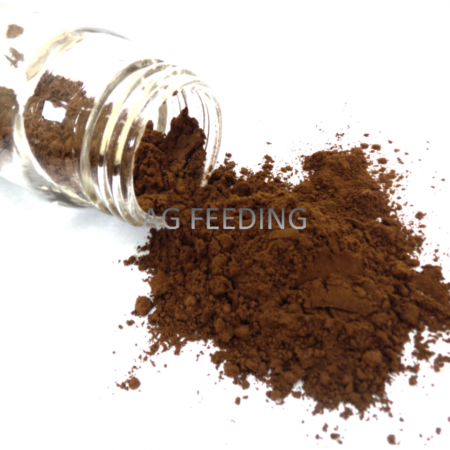 COCOA FIBRE PREPARATION